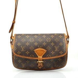 Auth Louis Vuitton Sologne Crossbody Bag #2012L27